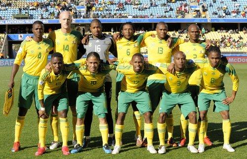 南非队公布世界杯29人名单 英超三大名将领衔