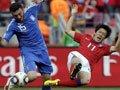 高清:B组韩国2-0希腊