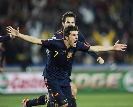 西班牙60年首进世界杯4强 这支球队史上最佳
