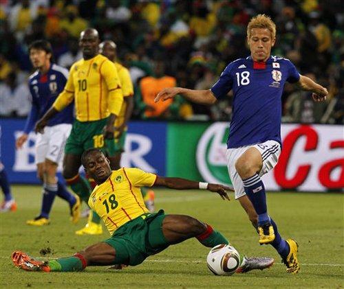 亚非谁是足球第三极 非洲20年来屡被亚洲完爆