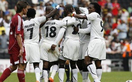 加纳失2大巨星平民当家 勤奋+耐心造南非黑马