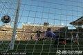 图文:阿尔及利亚0-1斯洛文尼亚 进球瞬间