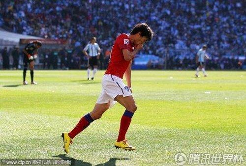 韩国最灵之人绝非朴智星 如刀狠插阿根廷软肋