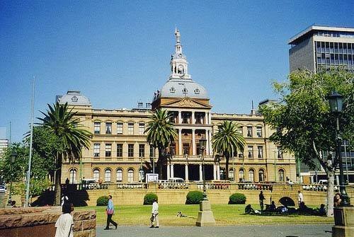南非行政首都——比勒陀利亚