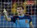 视频:德国定位球进攻未果 西班牙反击造杀机