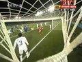 高清视频:阿根廷角球开出 铁卫禁区重炮得分