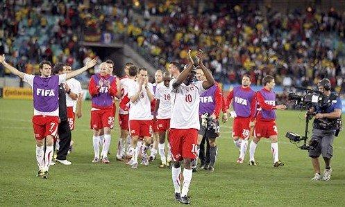 瑞士冷门由德国制造 两因素让德甲闪耀世界杯