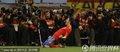 图文:西班牙1-0葡萄牙 比利亚跪地庆祝