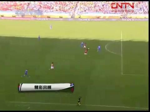 视频集锦:韩国2-0希腊 朴智星建功铁卫破门