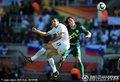 图文:阿尔及利亚0-1斯洛文尼亚 双方争顶