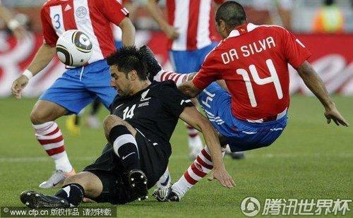 巴拉圭无解防线! 南美意大利让卫冕冠军汗颜