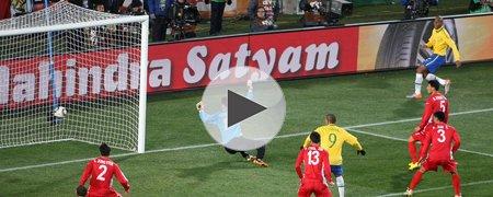 巴西2-1朝鲜 下半场