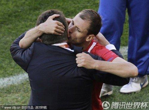 2010世界杯小组赛D组次轮:德国Vs塞尔维亚