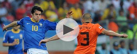荷兰2-1巴西 下半场