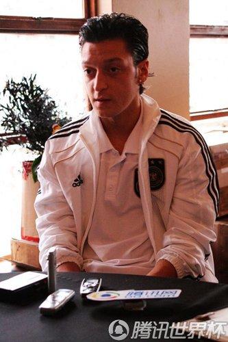 专访厄齐尔:不介意被叫梅西 期待战胜阿根廷
