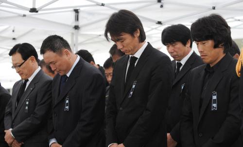 韩国预备名单发表恰逢哀悼日 将推迟公布日期