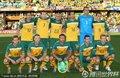 图文:加纳1-1澳大利亚 澳大利亚队首发阵容