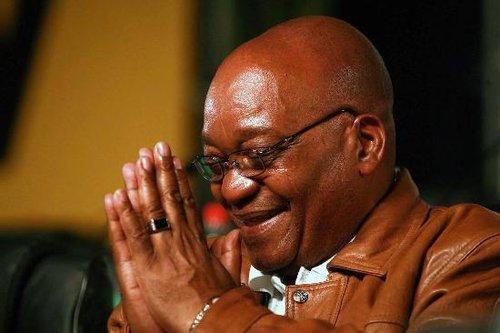 20亿美元德班机场揭幕 祖马出席看好南非未来