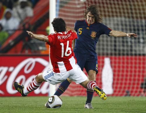 巴拉圭保住南美足球尊严 留给全世界伟岸背影