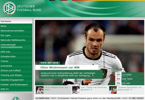 德国足协再传噩耗 勒夫球队第五人无缘世界杯