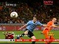 视频:荷兰对阵乌拉圭精彩五佳镜头