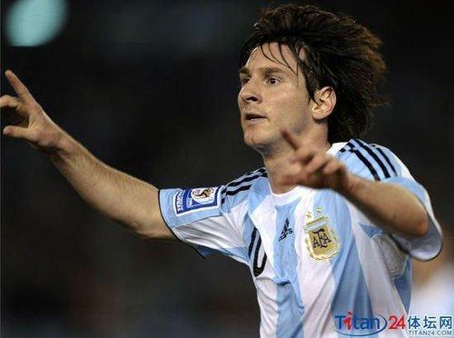 2010阿根廷直指冠军 梅西复制马拉多纳神迹?