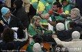 图文:阿根廷3-1墨西哥 双方球迷发生争执