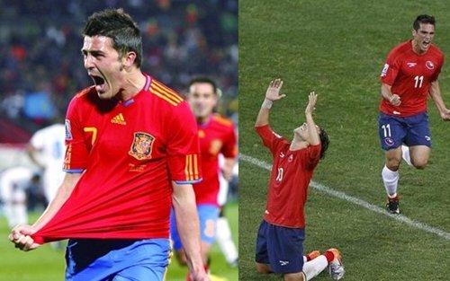 智利VS西班牙前瞻:斗牛士获胜确保出线