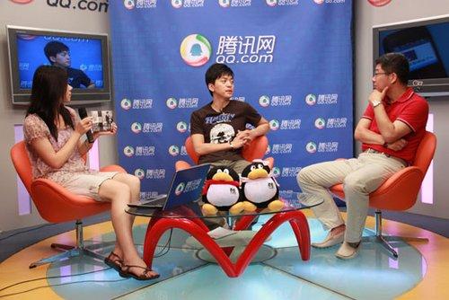 实录:李健做客宏观世界杯 畅谈音乐足球情缘
