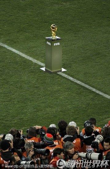 2010世界杯总决赛:荷兰vs西班牙