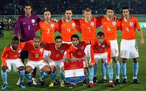 世界杯32强全解读之荷兰:半个主场或助橙色