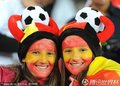 西班牙队双胞胎球迷