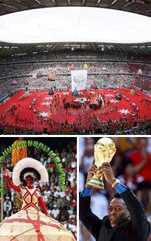 2006年德国世界杯开幕式