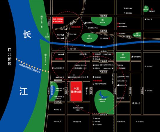 中丞·翰林公馆:前瞻建筑规划 构建花园居住空间