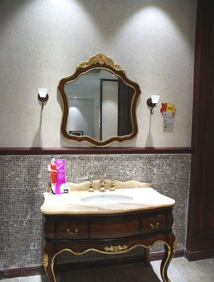 安华pgm4333-n浴室柜评测