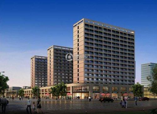中央城:在售高层均价5650元/㎡ D9、12#楼火热预约