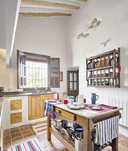 西班牙复古小屋 门窗设计玩转异域风情