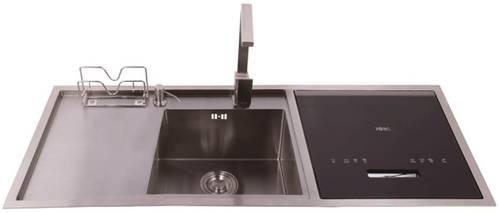 2018家电展精品预热 洗碗机市场发展潜力巨大