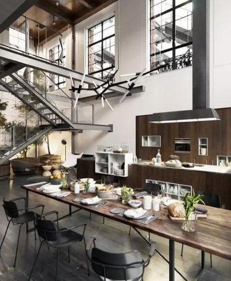 LOFT公寓,纵容你对生活的所有想象!