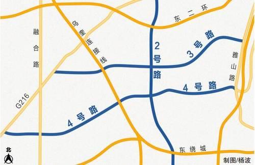 乌鲁木齐市城南将规划3条路综合管廊建设