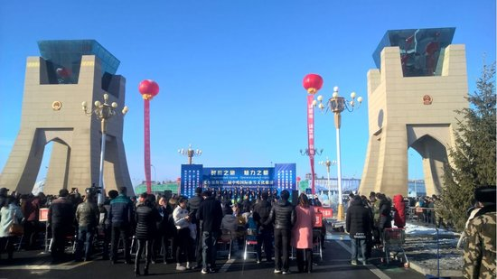 新疆霍尔果斯前10月逾万家企业落地