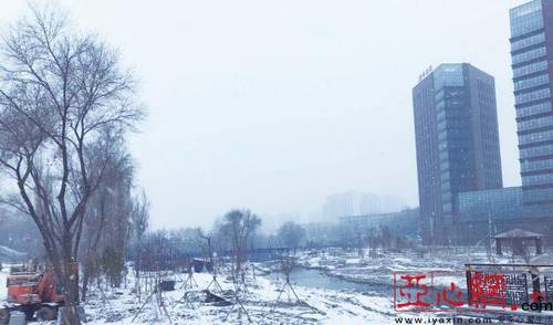 乌鲁木齐市水磨沟区滨河水景游园明年五一开放