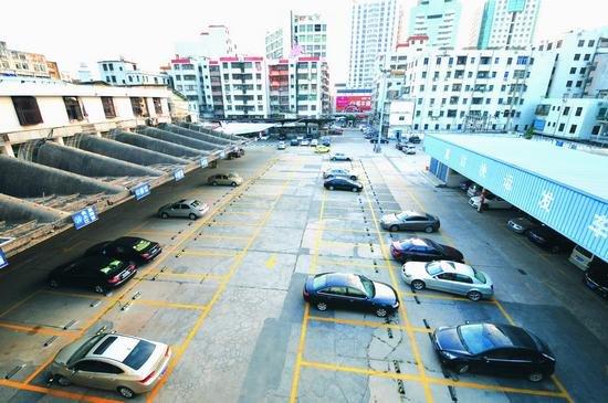 乌鲁木齐市开展公共配建停车场摸底