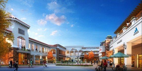 中城国际城 奥特莱斯城加持的新城繁华