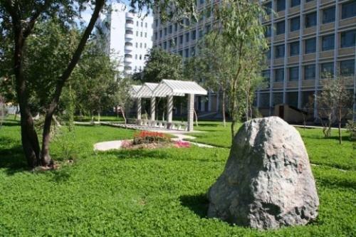 新疆医科大学水区分校开建