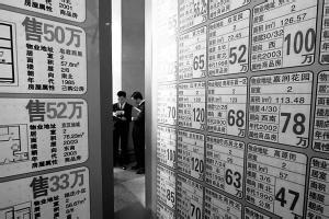 天津房产中介集体涨价50% 遭反垄断调查_频道