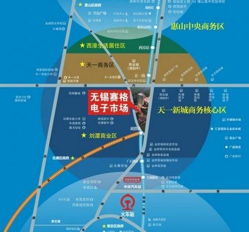 昌黎西市场规划图