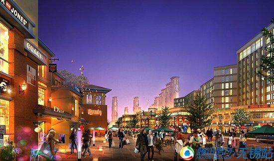 昔日繁荣何在? 北塘商圈效应渐衰 升级是王道