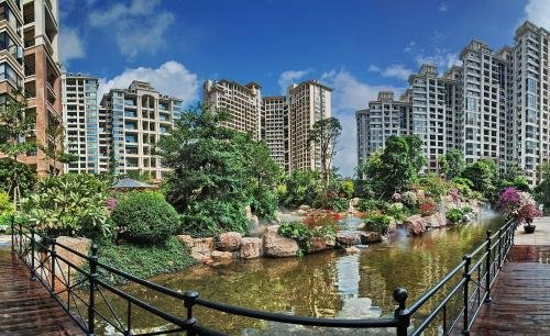 一个中国楼盘的账本:房地产行业总是很缺钱