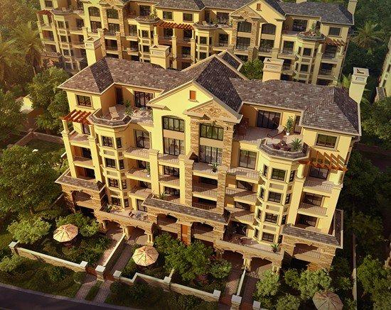 亚美利加宫殿式别墅5400元/平起将再掀销售狂潮图片